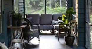 ▷ 1001 + Ideen für die Veranda, um Sie auf die kühlen Sommerabende vorzubereiten