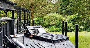 10 DIY-Ideen für Palettenmöbel im Freien