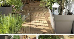 108 Ideen für kleine Low-Budget-Apartments mit Balkon
