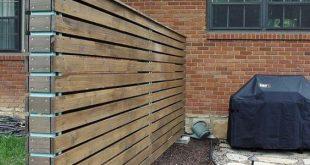 Fantastische DIY Outdoor Privacy Screen Ideen mit Bild - #makeaoutdoorprivacyscre ... - 2019
