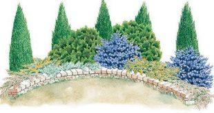 16 kostenlose Gartenpläne und Pflanzenlisten, die Sie zu Hause verwenden können
