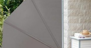 Balkon Sichtschutz - [SCHÖNER WOHNEN] - Stefanie Princic
