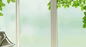 Beyong Life Grün lässt Natur Privatleben Fensterfilm Glasaufkleber Schlafzimmer Badezimmer Büro Glas Dekor Benutzerdefiniert