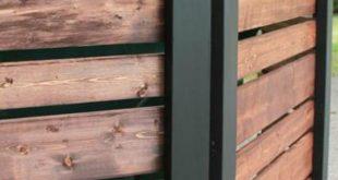 DIY Privacy Screen | Kostenlose druckbare Pläne mit Anleitungen, Werkzeugen und Materialien ...