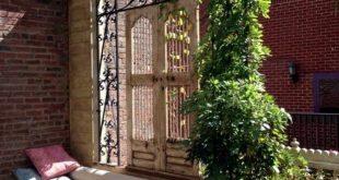 Screening für Terrasse und Balkon - draußen versteckt sitzen