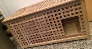 """Selbstgemachte Katzentoilette - Ikea """"Hol"""" - DIE Lösung für das Strandproblem!"""