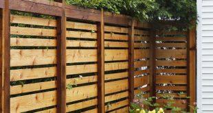 Wenn wir jemals unseren Zaun umbauen müssen, ist dieser Stil fantastisch.