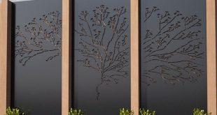 Zurück zu den Bildschirmen Lump Sculpture Studio's Tree Screen & # 39; funktioniert wunder ...