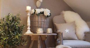 17+ Überirdische Wicker Bench House Ideen
