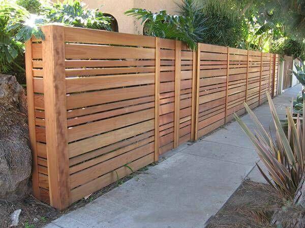 19 Holzzaunideen für Ihren modernen Stil