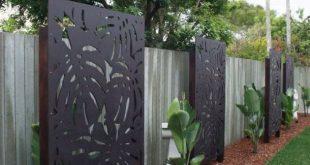 20 Garten-Screening-Ideen zur Erstellung eines Garten-Sichtschutzes Genießen Sie Ihre entspannende ...