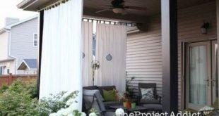 24 Trendy Ideas Apartment Terrasse Ideen Balkone Sichtschutz Jalousien Außen
