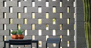28 praktische, funktionale und kreative Möglichkeiten zur Verwendung von Cinder Blocks