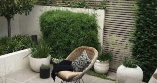 33 beste Ideen für die Gestaltung von Terrassengärten und geringer Wartungsaufwand 00079 - nothingideas.com