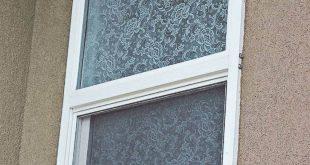 4 einfache Schritte zum DIY ein Lace Privacy Window