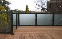 64 Modernes Sichtschutzglas