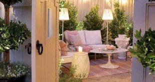 √82 Ideen für intelligente und stilvolle Gartenvorführungen #gardenideas #gardenscreeningidea ...
