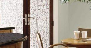 Bambus | Sichtschutzfolie (statisch haftend)