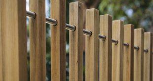 Bildergebnis für Lattenzaun - Gartenarbeit und Leben