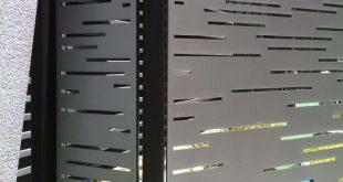 Bok Moderne Sichtschutzwände Zeitgenössische Sicherheit Zaun Laser Design Idea ...