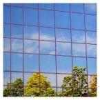 BuyDecorativeFilm 36 in. X 50 ft. S15 Wärmesteuerung Daytime Privacy Einwegspiegel Silber 15 Fensterfolie