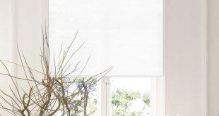Chicology Snap-N'-Glide Felton Sand Polyester Schnurlose horizontale Rollläden - 31 Zoll B x 72 Zoll L