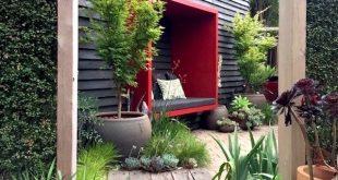 Eine kreative Lösung zur Wahrung der Privatsphäre im Garten - GardenDrum