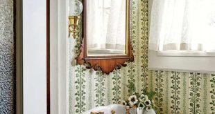Fensterbehandlungen für Privatsphäre (& Licht!) Im Badezimmer
