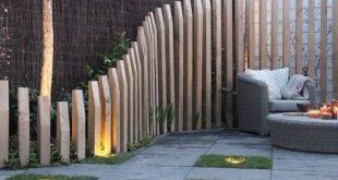 Finden Sie Ihren Gartenzaun auch etwas langweilig? Dann pimp deinen Zaun mit ...