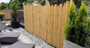 Galerie von Balkon Privatsphäre Terrasse pinterest Bambus Privatsphäre Balkon u ...