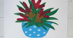 Ich freue mich sehr über den neuesten Artikel in meinem #etsy-Shop: Tropical Succulent Plant ...