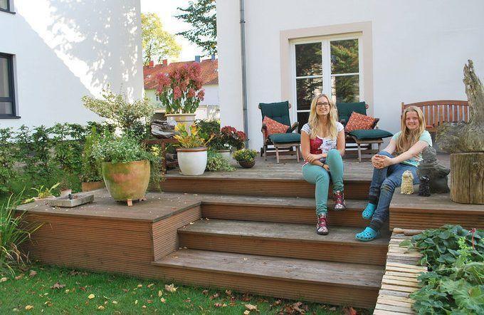 Individuelle Gartenprodukte aus Holz. Fechten, Privatsphäre, Terrassen oder E - 2019