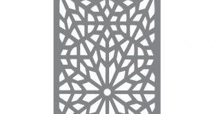 Kaleidoskop - Mittleres Gartengitter
