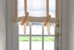Küchenfenster Privatsphäre keine 15 Ideen nähen