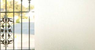 Leinen Texturiert | Datenschutz Static Cling Film