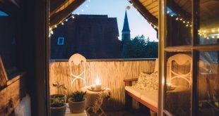 Machen Sie einen kleinen Balkon - so ist ein kleiner Balkon wirklich schön! - Judith K.
