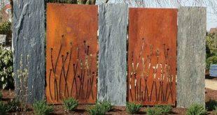 Rostelemente | Cortenstahl & Natursteine MECONDO - Gardomat