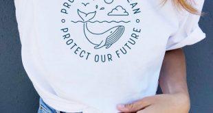 Schützen Sie unseren Ozean, schützen Sie unsere Zukunft. - Eco Tee