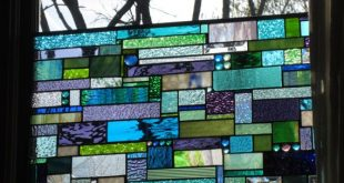 Stained Glass Curtains von stanfordglassshop auf Etsy