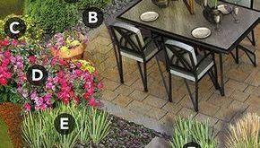 Umgeben Sie Ihre Terrasse mit einer einladenden Landschaft von Schönheit und Privatsphäre. - Die kreativen Ideen von Lowe> 25+