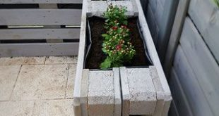 Upcycling DIY Zaun aus Paletten