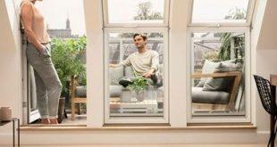 VELUX Dachbalkon (Dachloggia) | Raum für Wohnideen