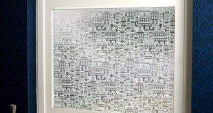 VWAQ in hundert Jahren inspirierend Zitat Wall Decal