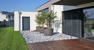 WhiteCube - ein modernes Architektenhaus in Wiener Neustadt »Pool