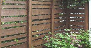 07 DIY billige Privatsphäre Zaun Design-Ideen