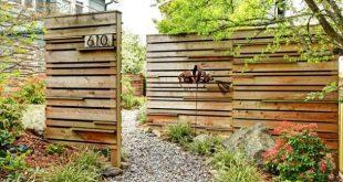 26 entzückende Holzzäune für Ihren Hof