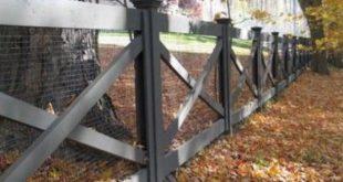 27 günstige DIY-Zaun-Ideen für Ihren Garten, Ihre Privatsphäre oder Ihre Umgebung