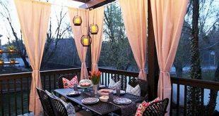 35 + Marvelous Deck Privacy Ideas für Ihr Zuhause Hof und Garten - Seite 23 von 37