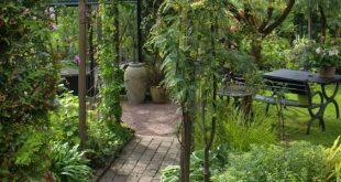 40 einfache & schöne Hinterhof-Landschaftsbau-Ideen mit kleinem Budget