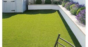 Aber Grenzen mit echtem Gras auf Rasen #real #limits #rasen 25